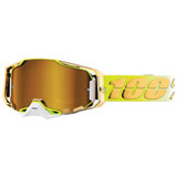 100% Armega Goggle Feelgood Frame/True Gold Lens