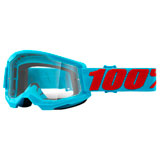 100% Strata 2 Goggle Summit Frame/Clear Lens