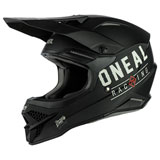 O'Neal Racing 3 Series Dirt Helmet Black/Grey