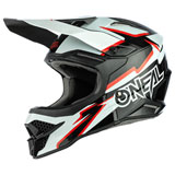 O'Neal Racing 3 Series Voltage Helmet Black/White