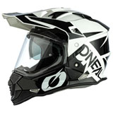 O'Neal Racing Sierra R Helmet Black/White