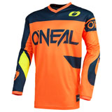 O'Neal Racing Youth Element Jersey Orange/Blue