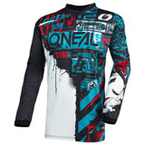 O'Neal Racing Element Ride Jersey Black/Blue