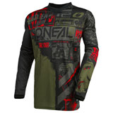 O'Neal Racing Element Ride Jersey Black/Green
