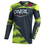 O'Neal Racing Mayhem Lite Covert Jersey Charcoal/Neon