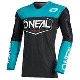 O'Neal Racing Mayhem Lite Hexx Jersey Black/Teal