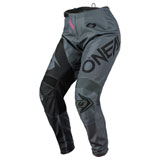 O'Neal Racing Women's Element Pants Grey/Pink