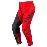 O'Neal Racing Element Pants 2021 Red/Grey