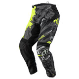 O'Neal Racing Element Ride Pants Black/Neon Yellow