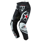O'Neal Racing Element Warhawk Pants Black/White/Green