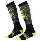 O'Neal Racing Pro MX Print Socks Zombie