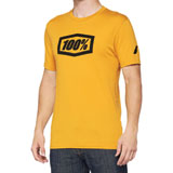 100% Essential T-Shirt Goldenrod