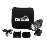 Oxbow Maverick Helmet Light Kit