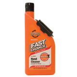 Permatex Fast Orange Pumice Hand Cleaner with Bonus Nail Brush