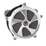 Performance Machine Super Gas Air Cleaner Replacement Faceplate
