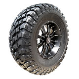 Pit Bull Growler A/T Extra Uber XOR Radial Tire