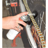 Plizmoto Chain Lube Spray Shield