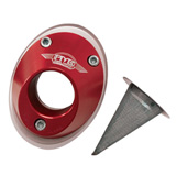 Pro Moto Billet Spark Arrestor End Cap