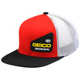 100% Geico/Honda Bond Trucker Hat