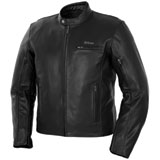 Pokerrun Duece 2.0 Leather Motorcycle Jacket