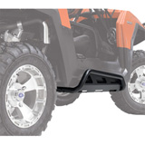 Polaris Steel Rock-Slider Nerf Bars
