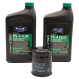 Polaris PS-4 5W-50 Oil Change Kit