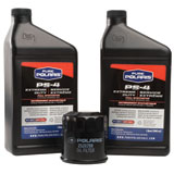Polaris PS-4 Extreme Duty 10W-50 Oil Change Kit