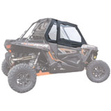 Polaris Canvas Upper Half Doors