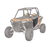 Polaris Aluminum Powder-Coat Half Doors