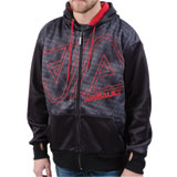 Polaris Blackout Assault Zip-Up Hooded Sweatshirt