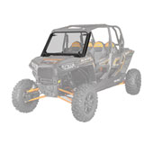 Polaris Lock & Ride Flip Down Windshield