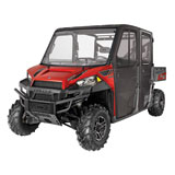 Polaris LX Cab Kit with Heater & Defrost