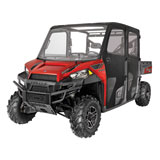 Polaris X Cab Kit with Heater & Defrost