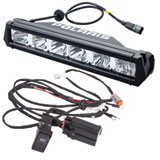 "Polaris 13"" LED Light Bar with Wire Harness"