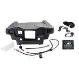 Polaris Interactive Digital Display 2.0 with Install Kit and Reverse Camera Add-On