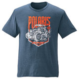 Polaris RZR Edge T-Shirt Navy Heather