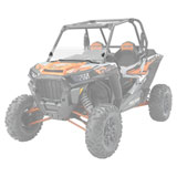 Polaris Lock & Ride Hard-Coat Half Poly Windshield