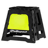 Polisport Folding Bike Stand Flo Yellow