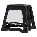 Polisport Folding Bike Stand Black/White