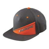 Polaris Socal Snapback Hat  Grey/Orange