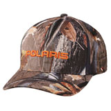 Polaris Stealth Snapback Hat Camo