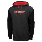 Polaris RZR Logo Hooded Sweatshirt Black/Red
