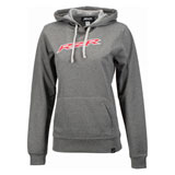 Polaris Women's Vapor Hooded Sweatshirt Charcoal Heather