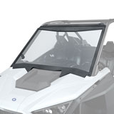 Polaris Lock & Ride Full Glass Windshield