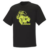 Polaris Youth Midnight T-Shirt Black