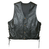 Power-Trip Power Glide Motorcycle Vest