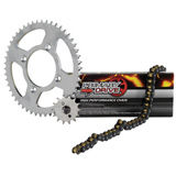 Primary Drive Steel Kit & 428 C Chain