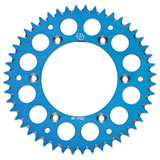 Primary Drive Rear Aluminum Sprocket Blue