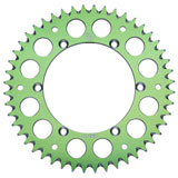 Primary Drive Rear Aluminum Sprocket Green