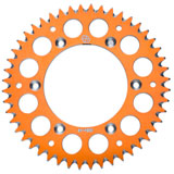 Primary Drive Rear Aluminum Sprocket Orange